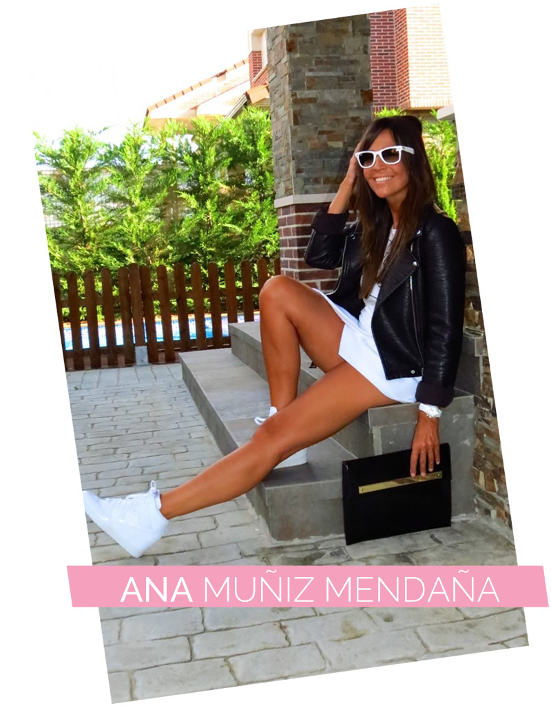 Ana Muñiz Mendaña bloguera de Lo que mi vestidor esconde
